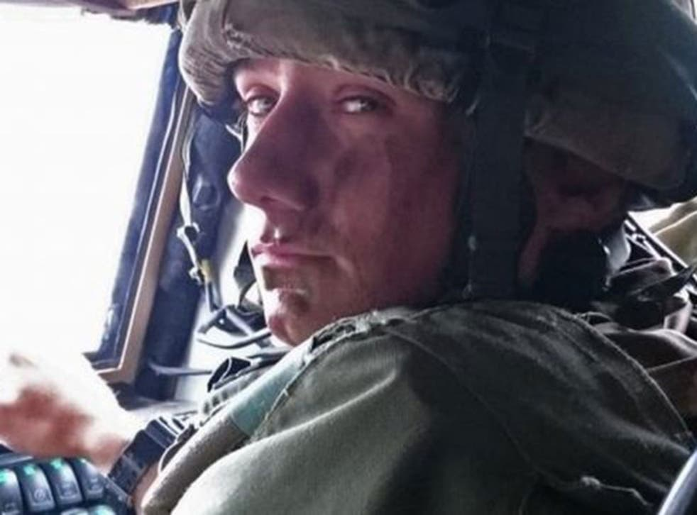 Private Conor McPherson, 24, died in a live-fire exercise in August 2016