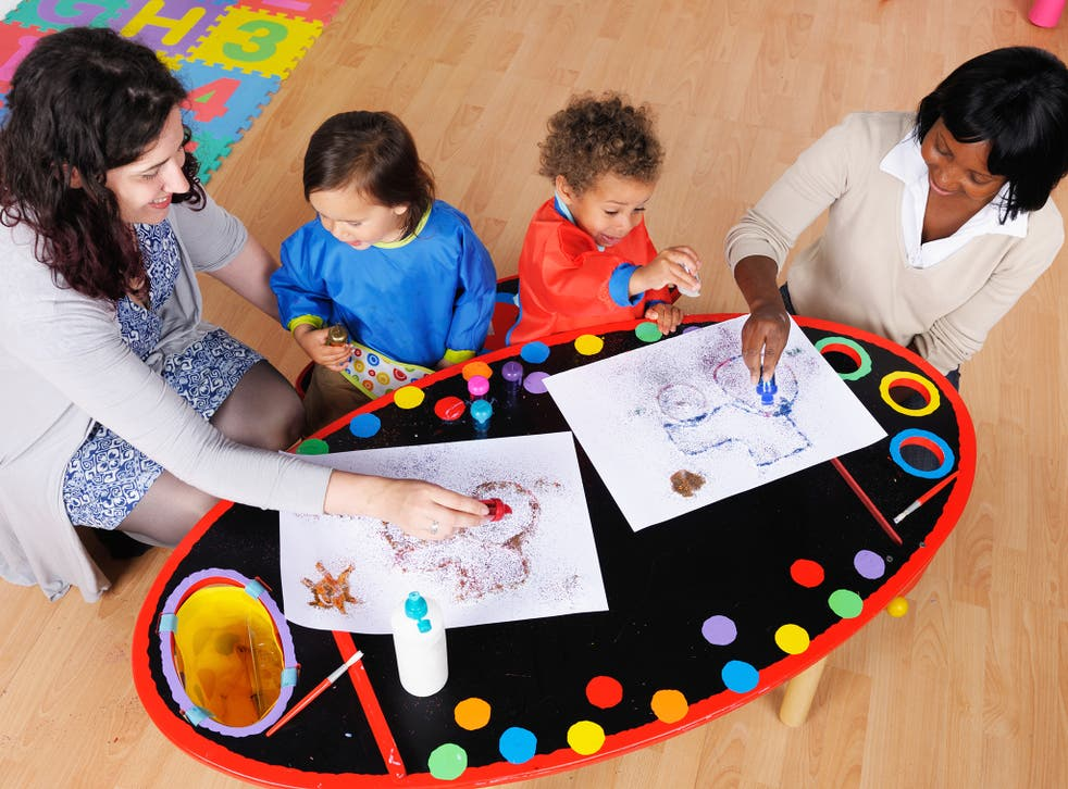<p>The report found that overall annual spending on children's services fell by £325 million in the last decade.</p>