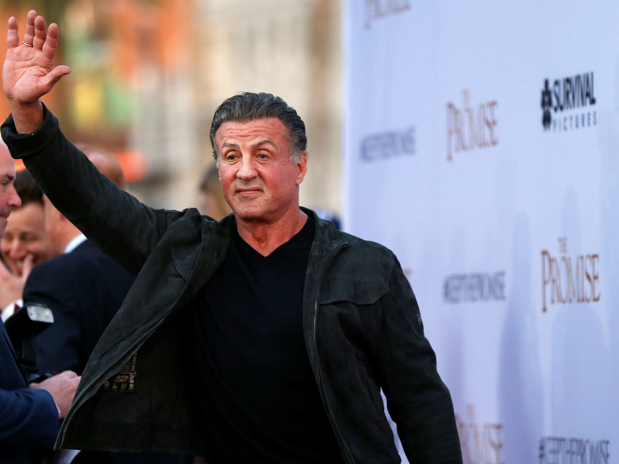 Sylvester Stallone - latest news, breaking stories and