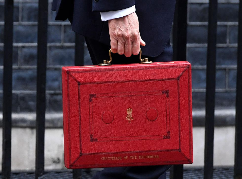 The Chancellor is under pressure to find £4bn for the NHS in his Budget box on Wednesday
