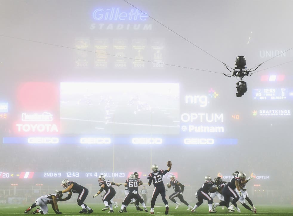 SkyCam offered a glimpse of what sports broadcasting could look like in years to come