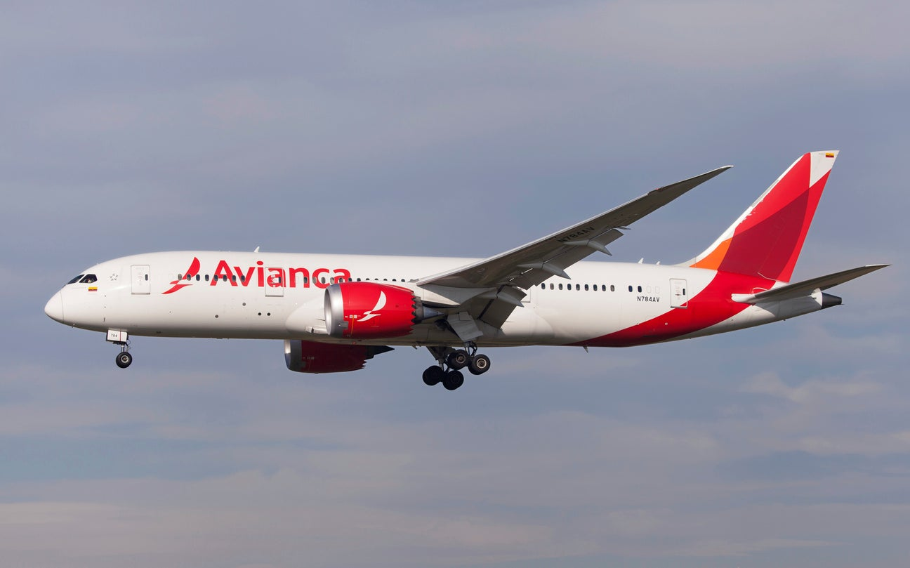 Four taken to hospital after plane plummets during turbulence