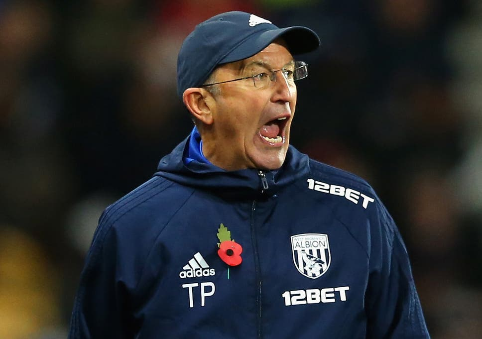 Tony Pulis warns angry West Brom supporters they will struggle to