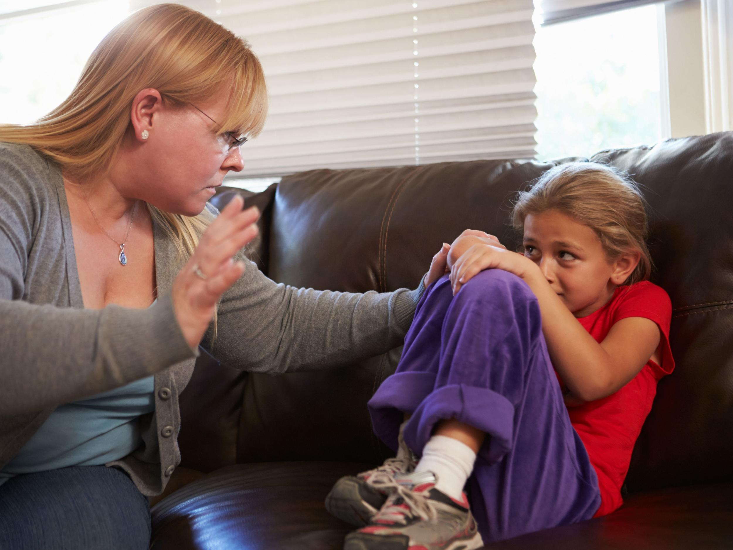 Smacking children makes them 'more aggressive and antisocial