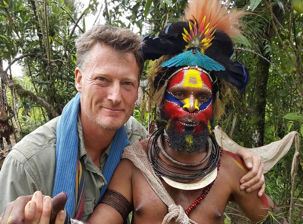 The 57-year-old explorer once went missing for three months after being attacked in the Amazon