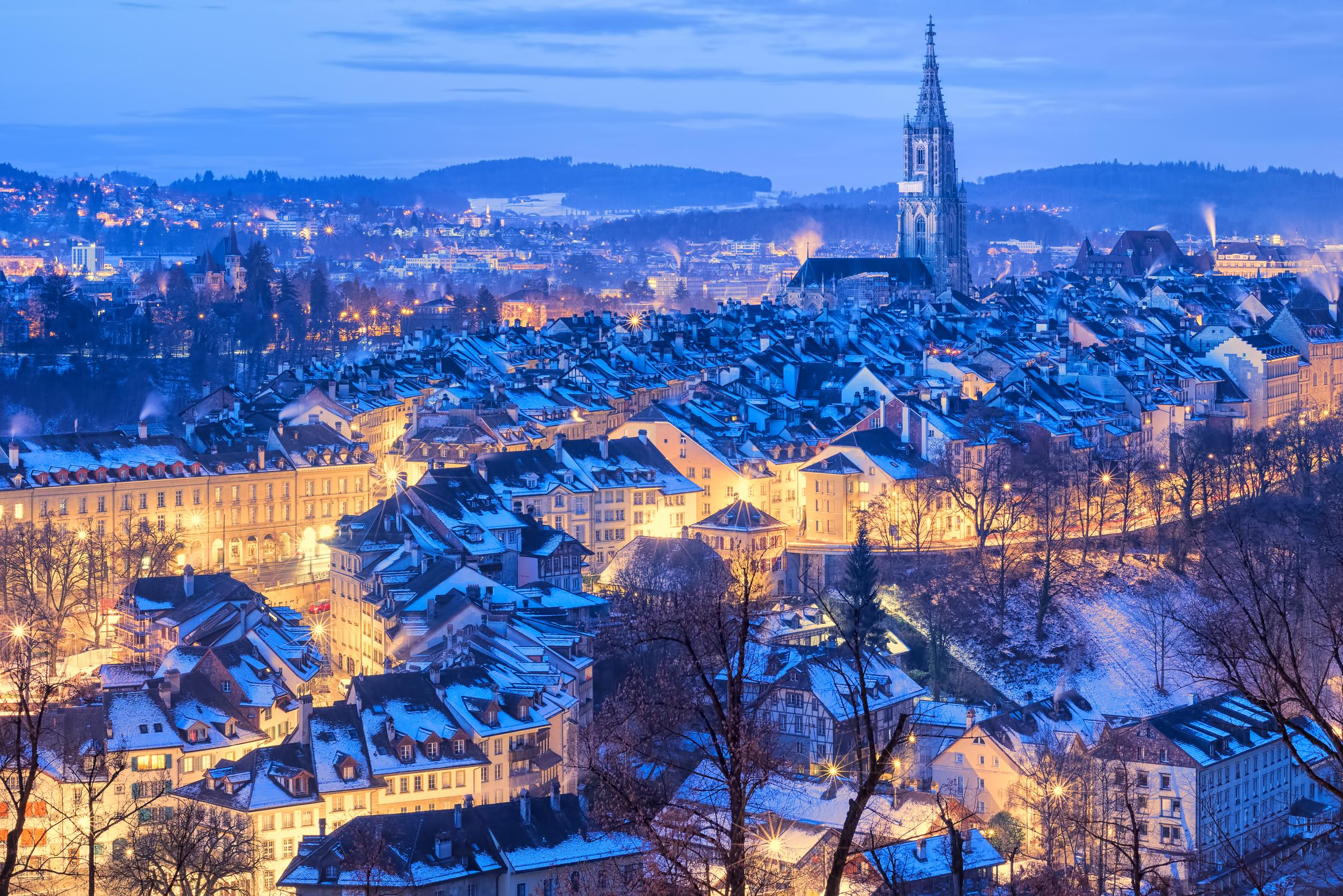 this stunning swiss city is the most instagrammed place in the world