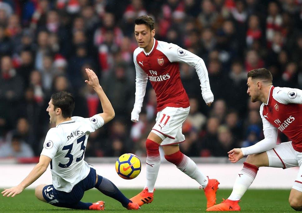 0757c6ffe Arsenal vs Tottenham