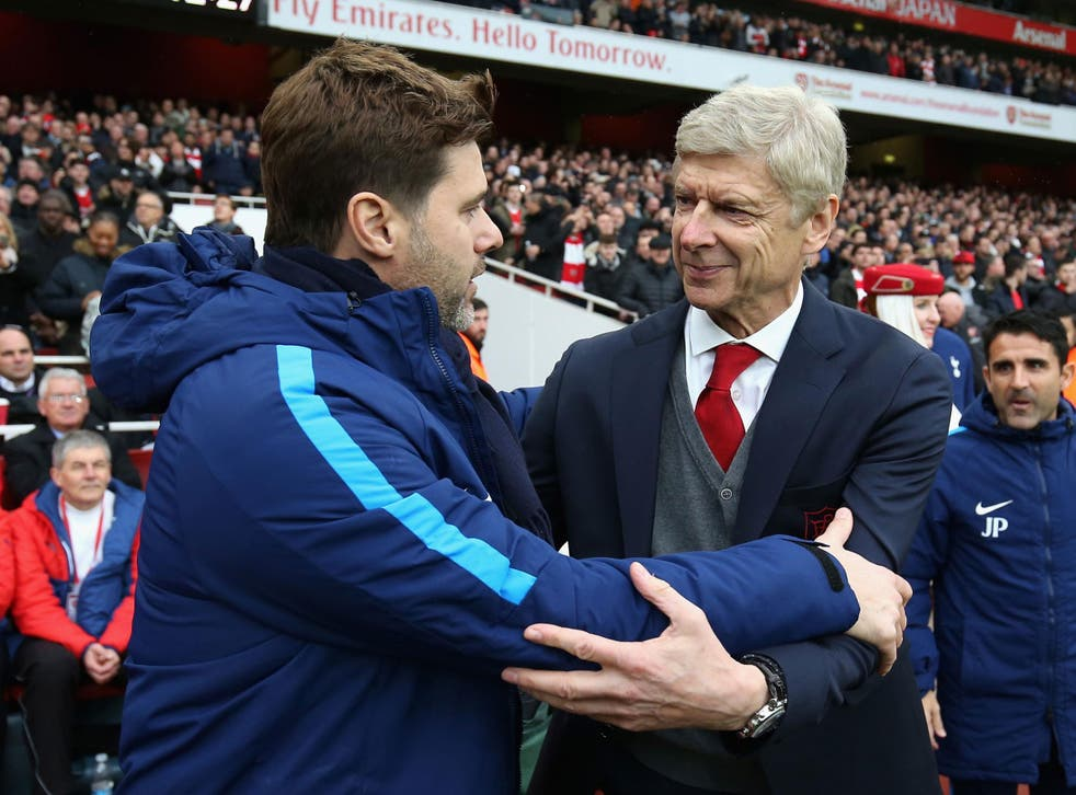 Arsene Wenger outsmarted Mauricio Pochettino as Tottenham once again failed to deliver in a big game