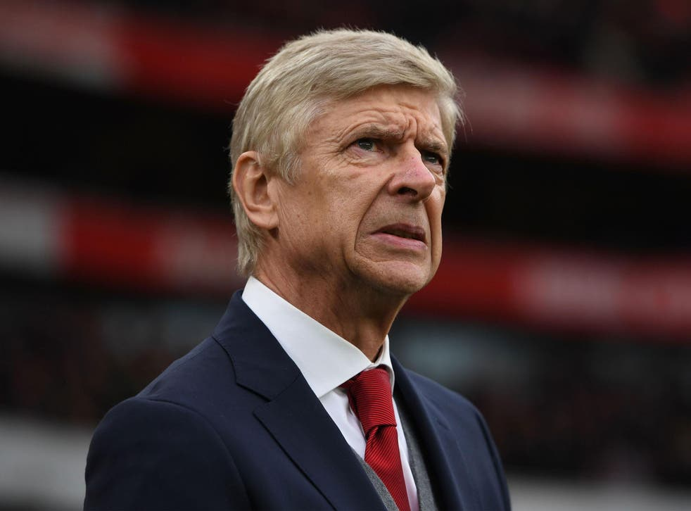Arsene Wenger backed the decision to allow both of Arsenal's goals