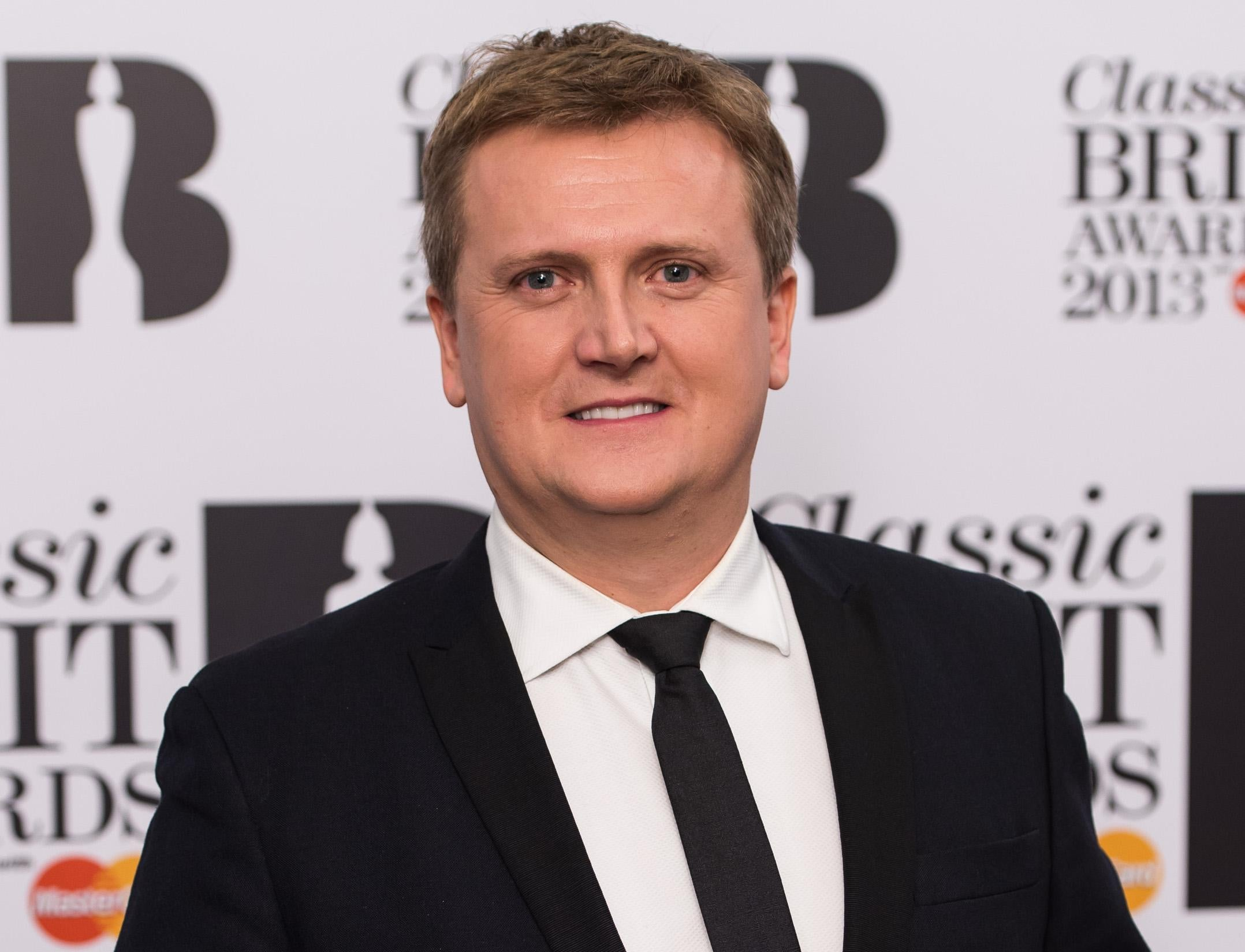 Aled Jones taken off air by BBC over sexual harassment claim