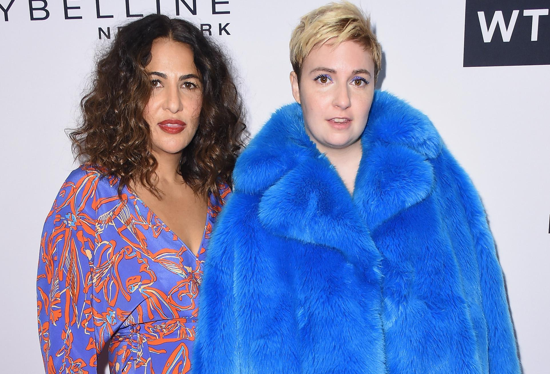 Lena Dunham sorry for publicly supporting friend accused of rape ...