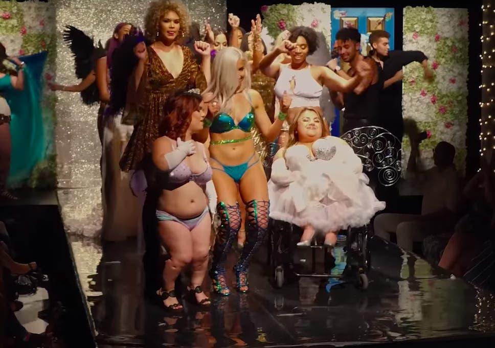 'Anti-Victoria's Secret' fashion show hopes to inspire body confidence in  women. '