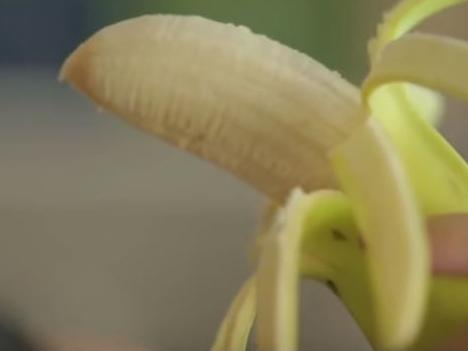 Egyptian singer arrested for 'inciting debauchery' after eating a banana in music video