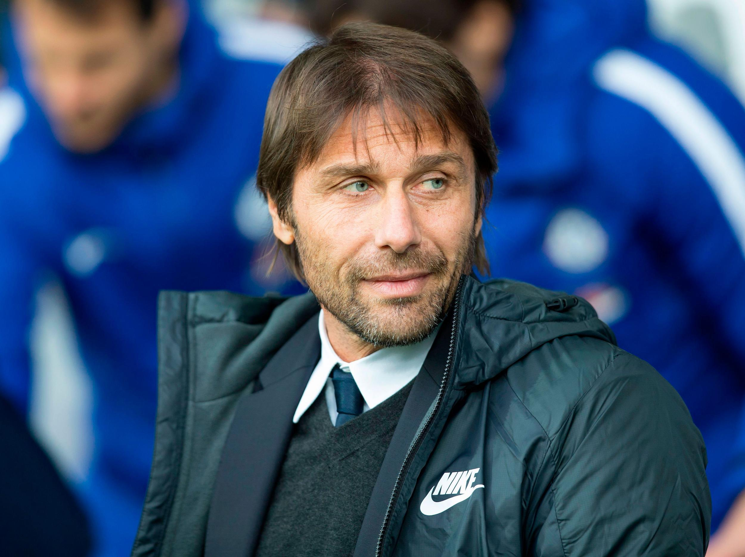 Chelsea's Antonio Conte emerges as top target for Italy manager's job