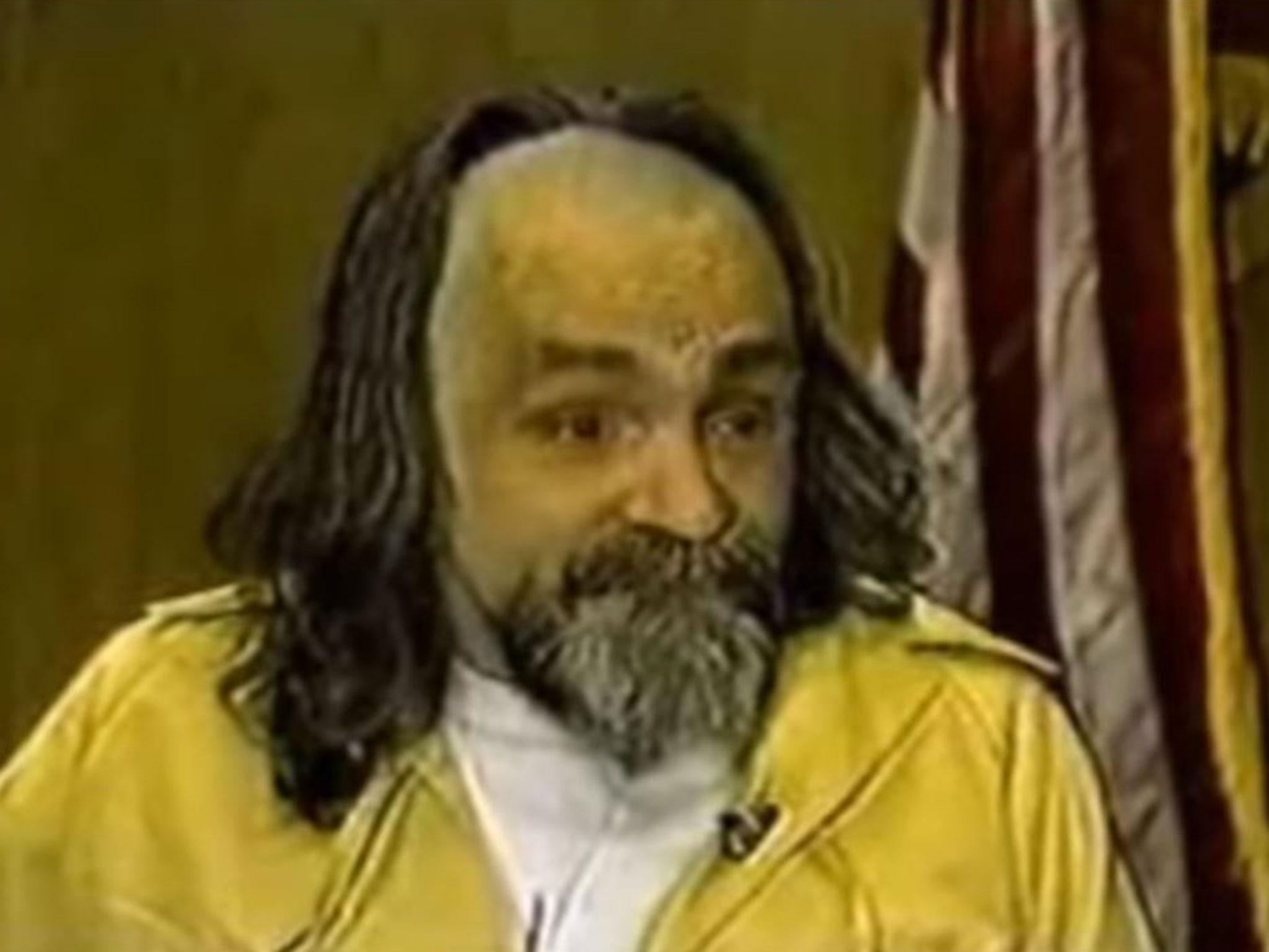 Charles Manson: What happened when a journalist asked