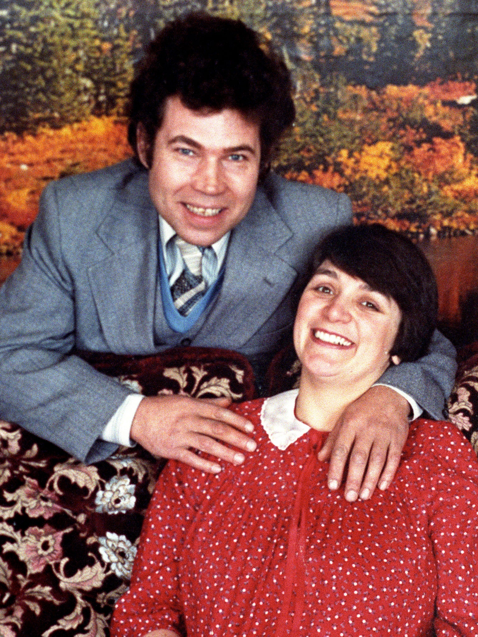 Fred West's daughter reveals how she unwittingly played fancy dress