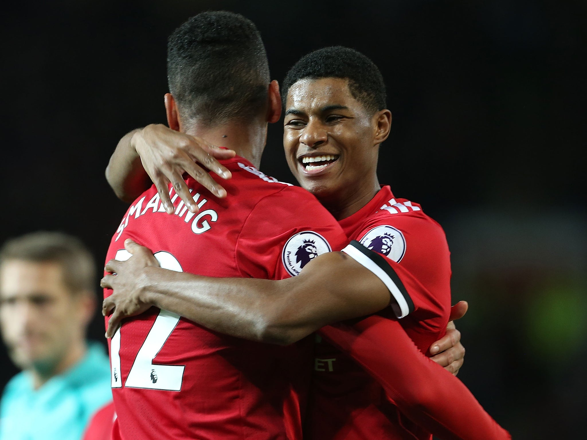 Marcus Rashford Reveals Unlikely Manchester United Inspiration As A Child Was Goalkeeper Tim Howard The Independent The Independent