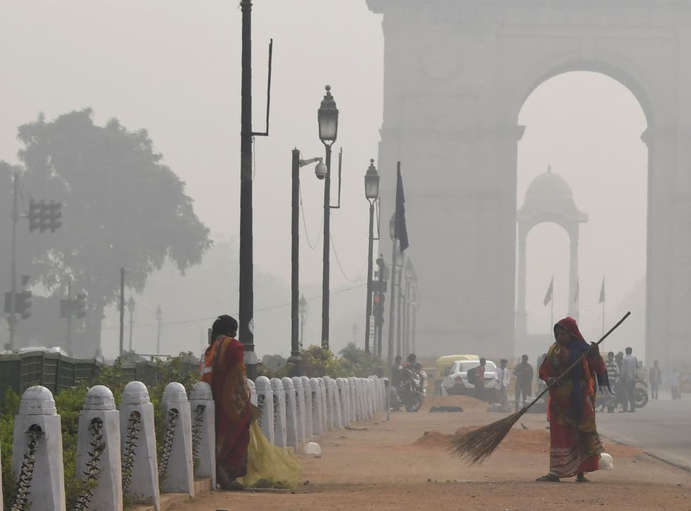 Delhi is now the world's most polluted capital according to the WHO, with pollution levels that regularly exceed those of Beijing