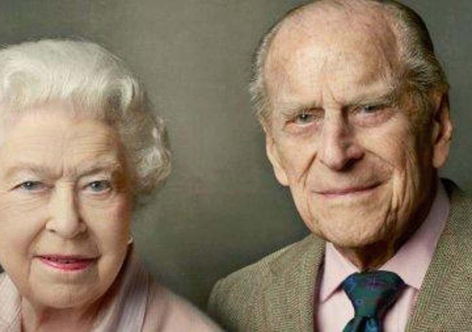 My How Time Flies Queen Elizabeth At 50 >> Queen And Prince Philip Mark 70 Years Of Marriage In Low Key