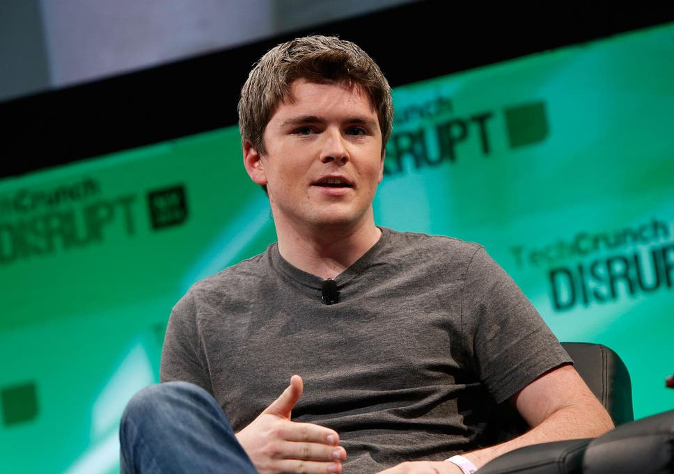 Youngest Billionaires 2020 John Collison Age: 29 years