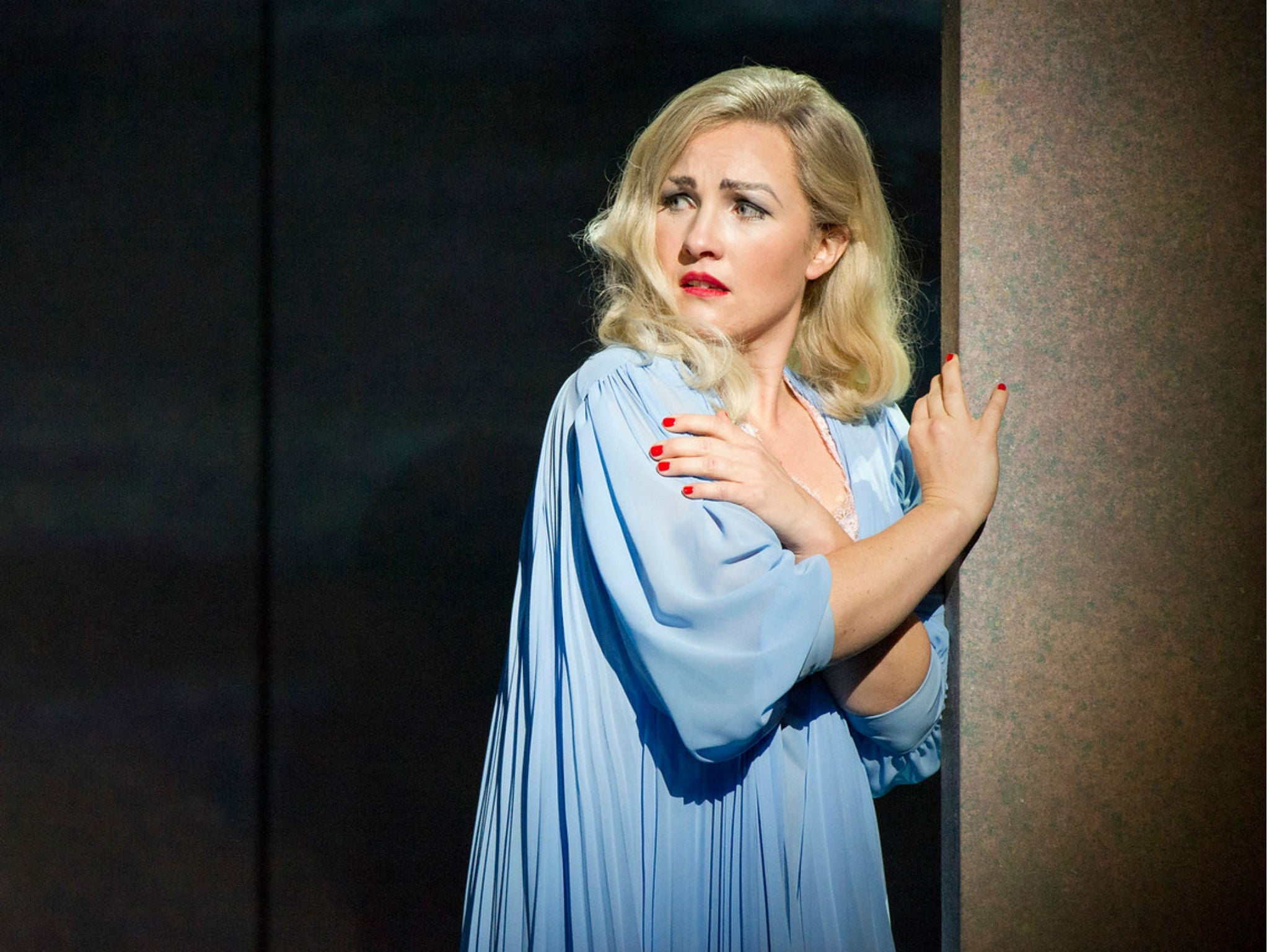 Marnie, English National Opera, London Coliseum, review: An uneasy and uneven transition to the stage