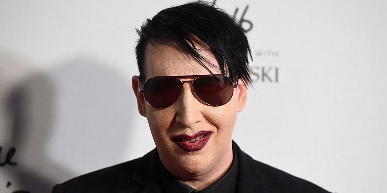 People Think Marilyn Manson Is Dead Indy100