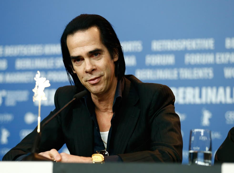 """Nick Cave says he is taking a stand against """"anyone who wants to silence musicians"""""""
