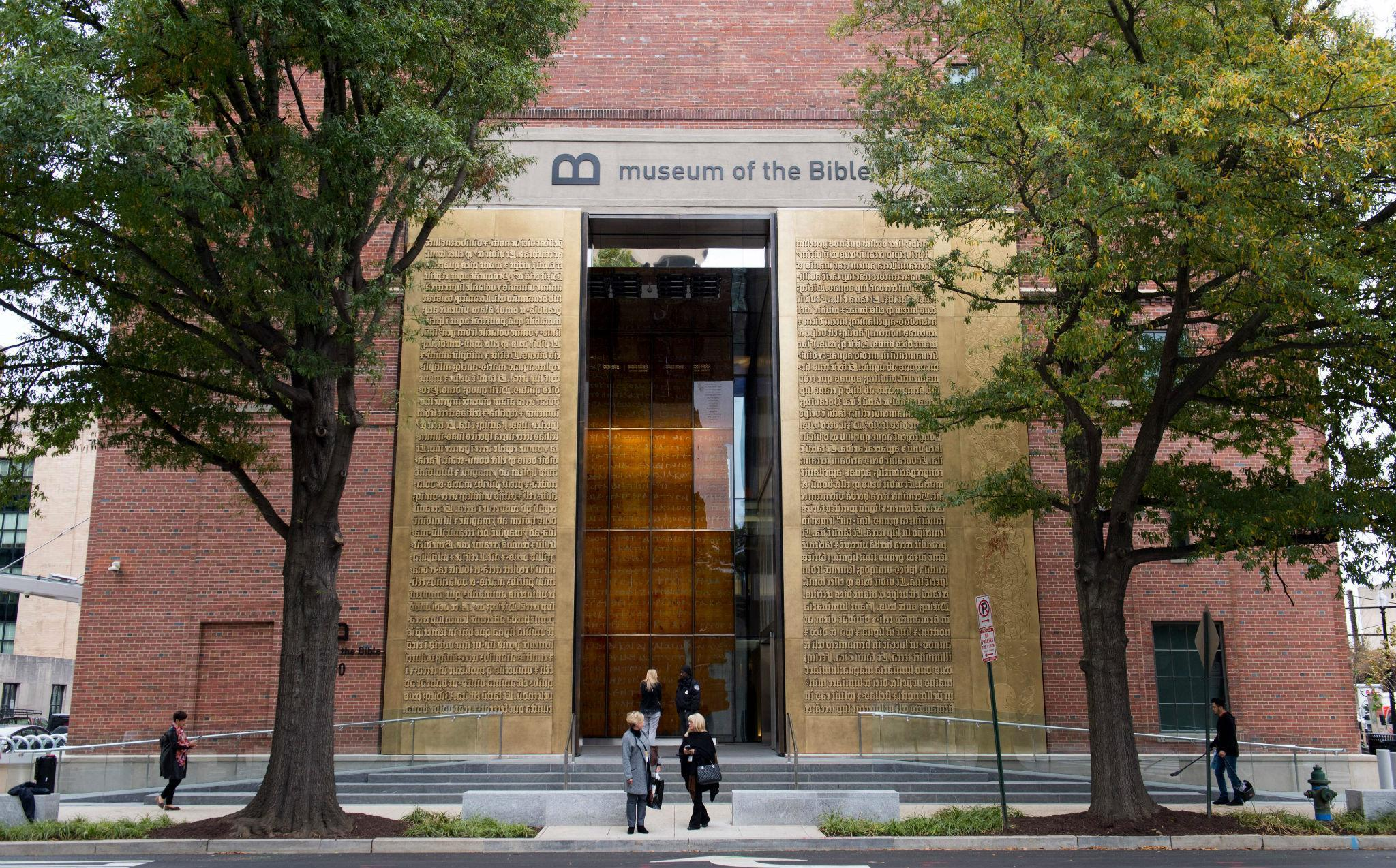 Huge Bible museum opens in Washington DC after being blessed with half a  billion dollars   The Independent   Independent