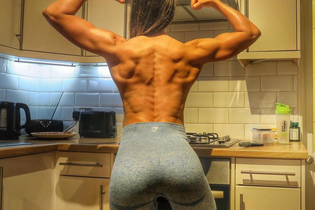 Instagram fitness star Hayley Madigan says eating ...
