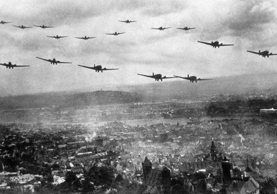 Blitz The Bombs That Changed Britain