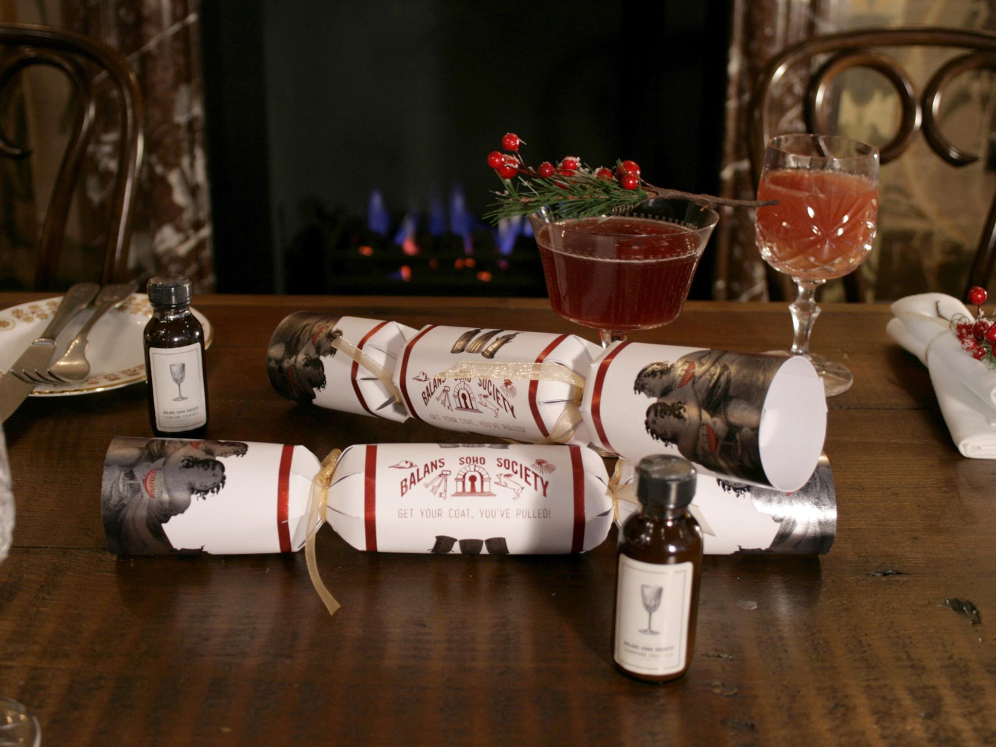 7 Best Boozy Christmas Crackers The Independent
