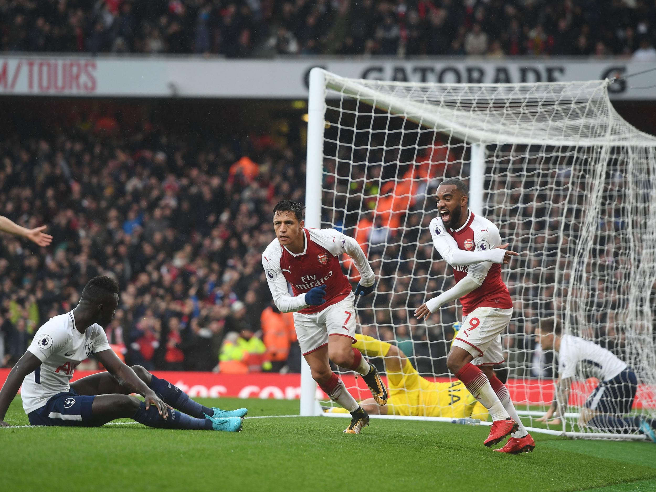Arsenal are still a bigger club than Tottenham, claims Jamie Carragher