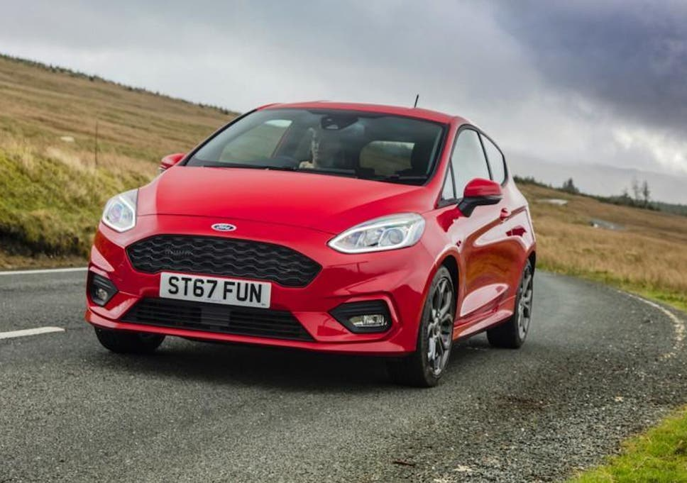 driven: ford fiesta 1.0 ecoboost 140 st-line | the independent