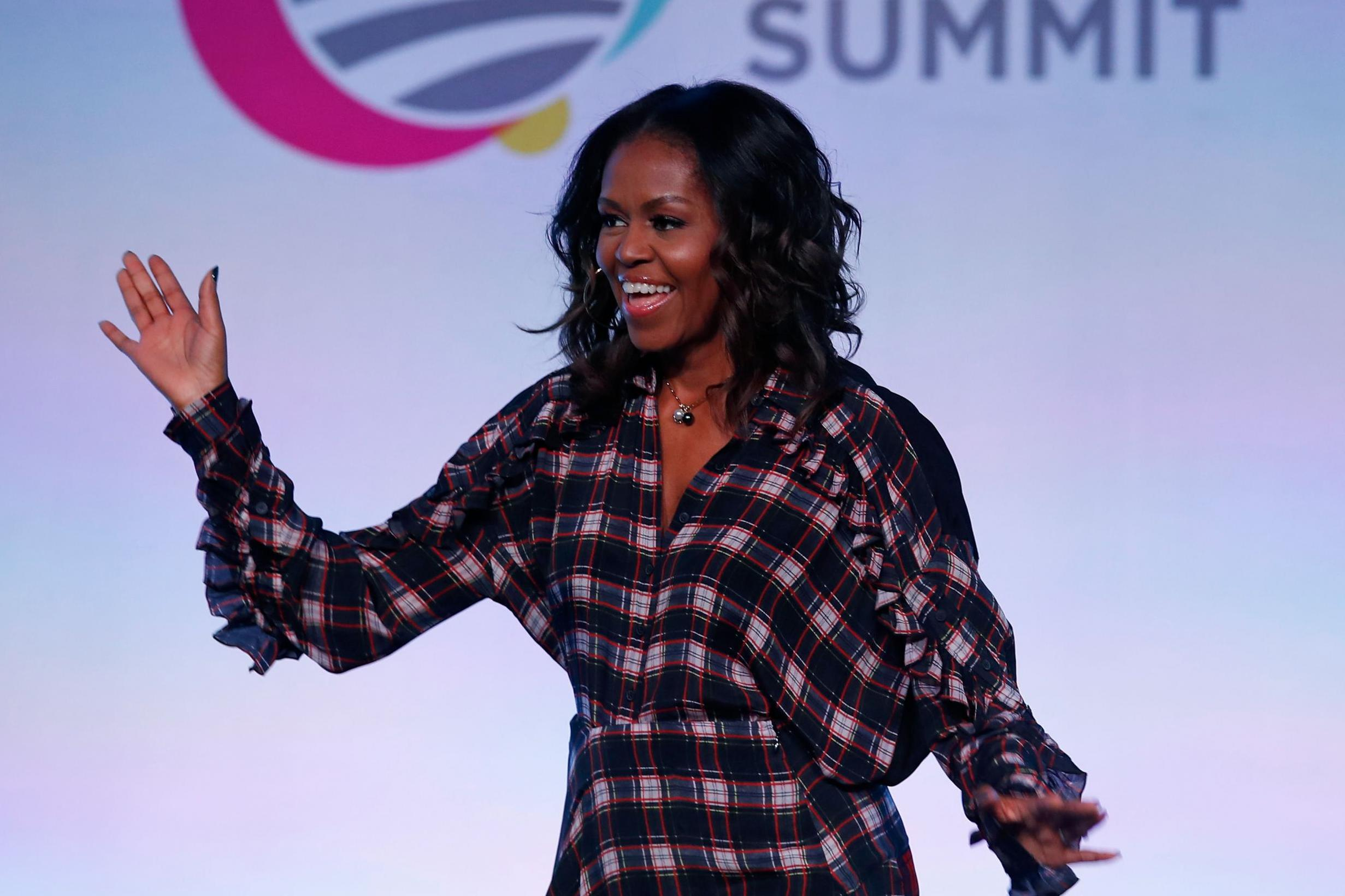Michelle Obama on coping with adversity: \u0027Focus on what you can ...