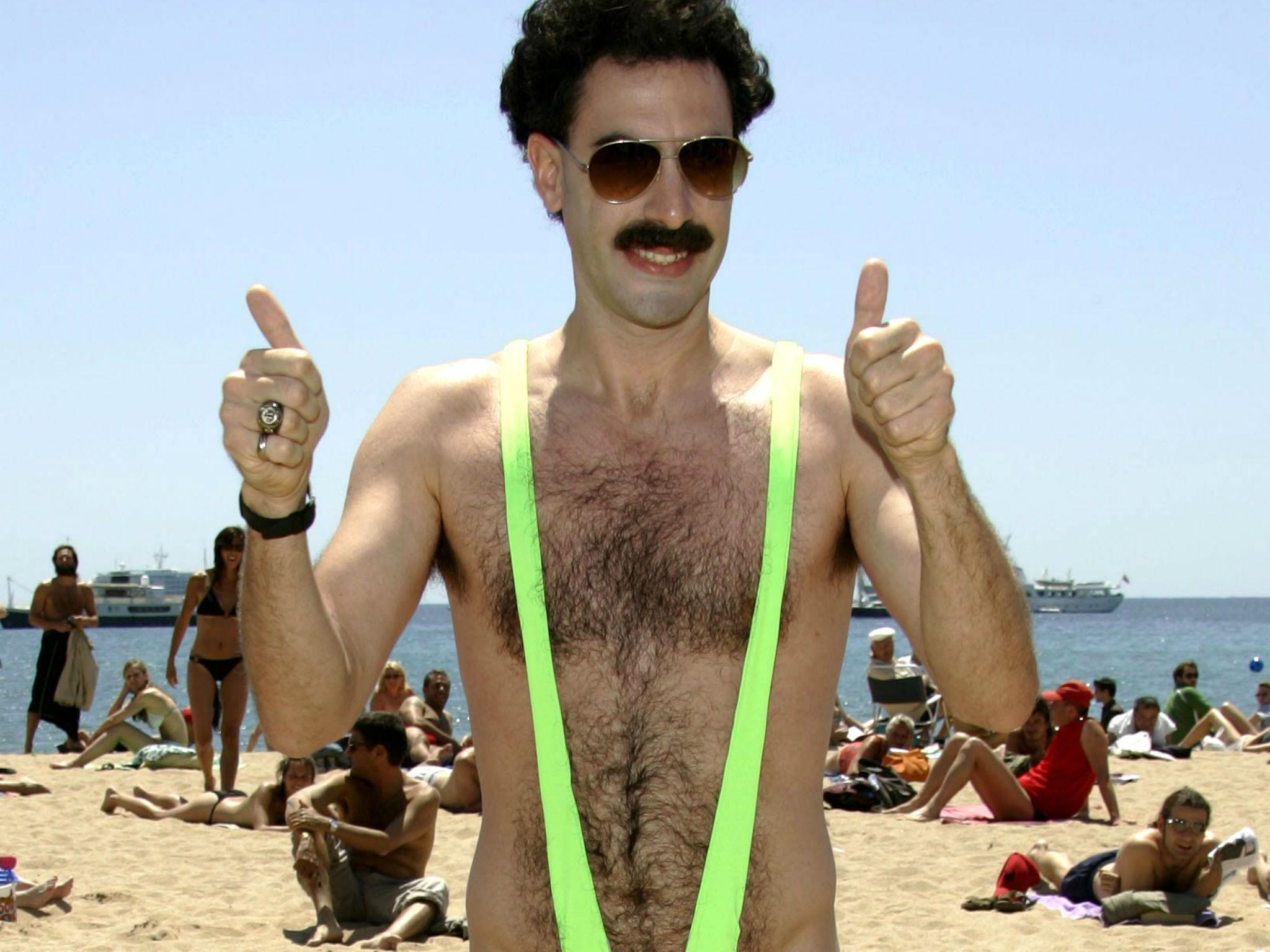 Borat actor sacha baron cohen offers to pay mankini tourist fines borat actor sacha baron cohen offers to pay mankini tourist fines the independent fandeluxe Epub