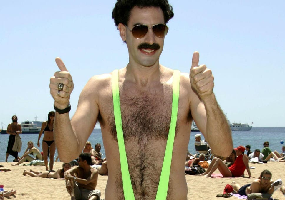a4d0c28e28d88 Borat actor Sacha Baron Cohen offers to pay mankini tourist fines ...