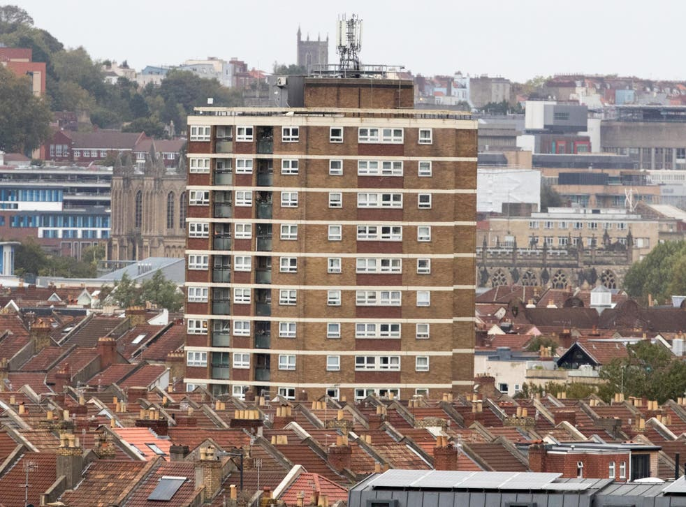 The Homes (Fitness for Human Habitation) Bill gives both private and social tenants the power to take their landlords to court if their home is unsafe (file photo)