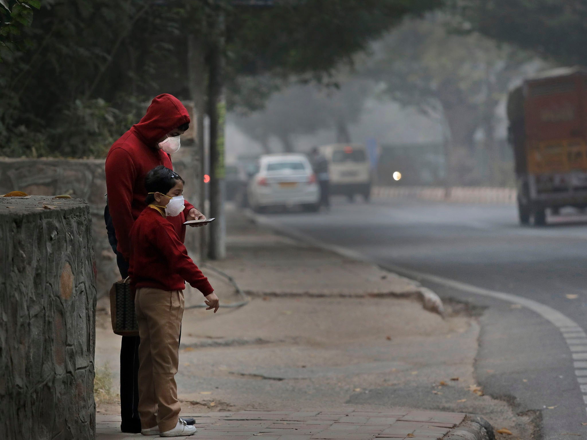 Delhi suffers second smog crisis in 12 months, as wake-up calls go unheeded
