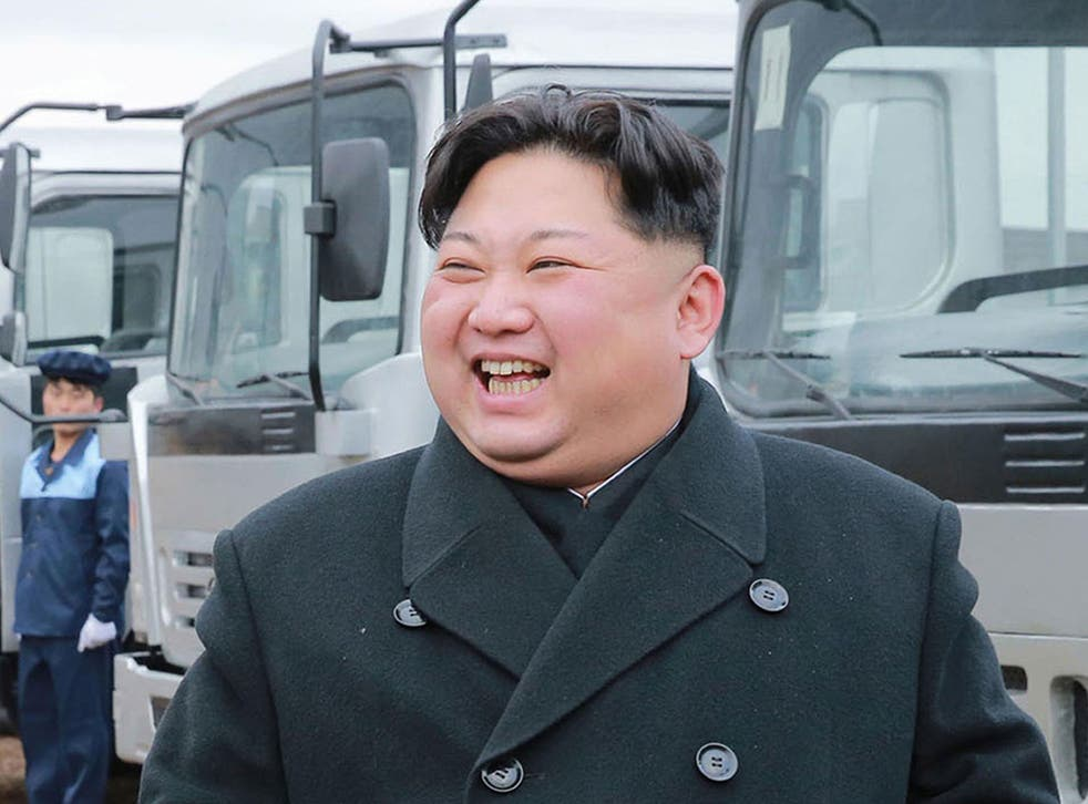 North Korea said the new label and sanctions were a 'violent infringement'