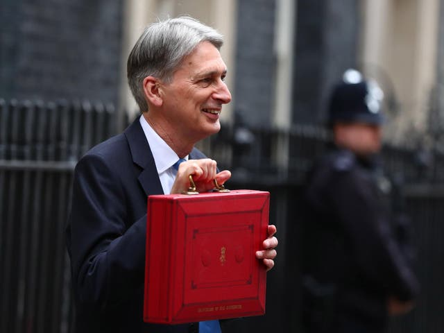 Overall, the Chancellor's proposals certainly won't benefit the most vulnerable of society