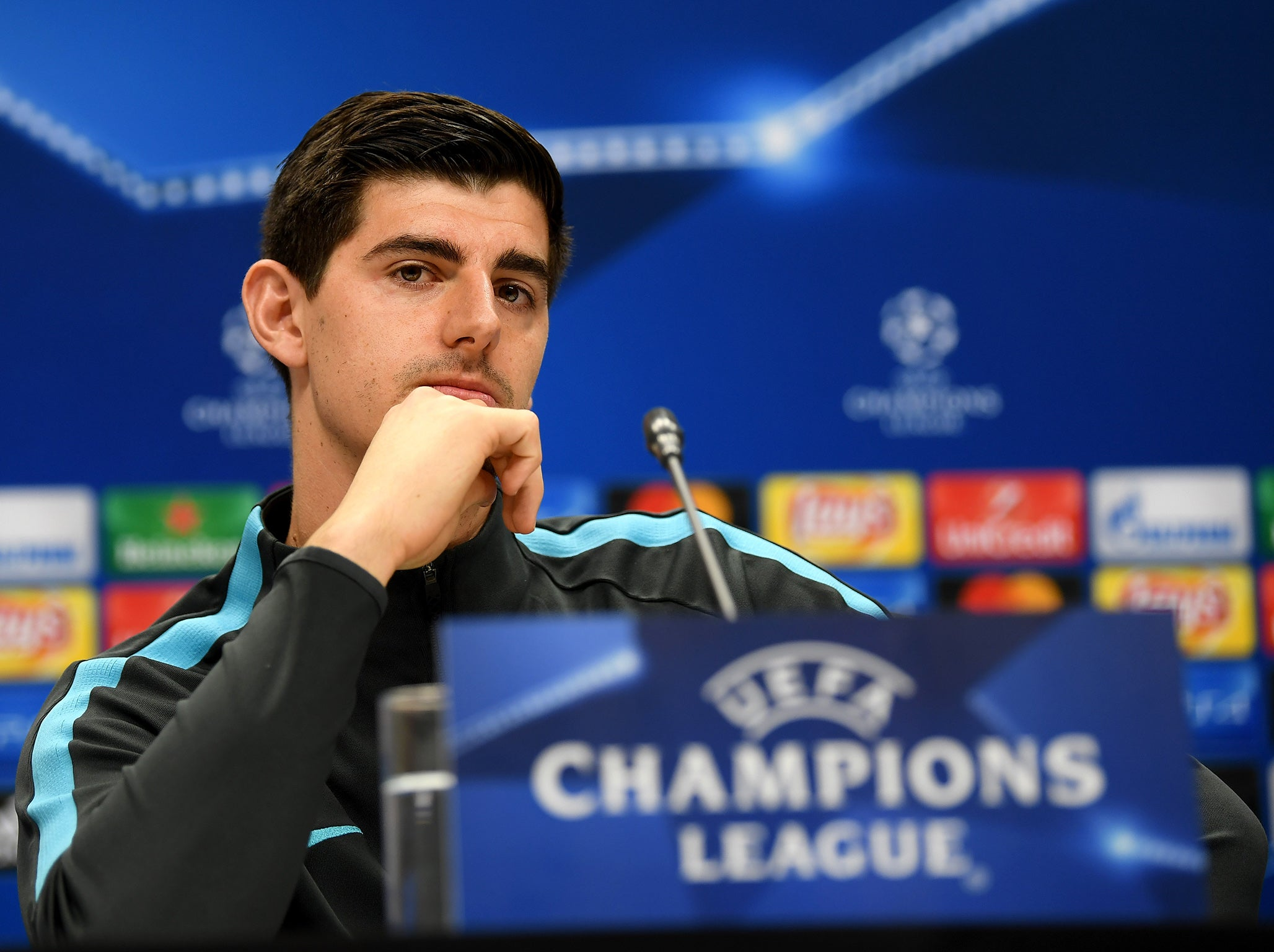 Thibaut Courtois no closer to signing new Chelsea contract: 'There have been no new developments'