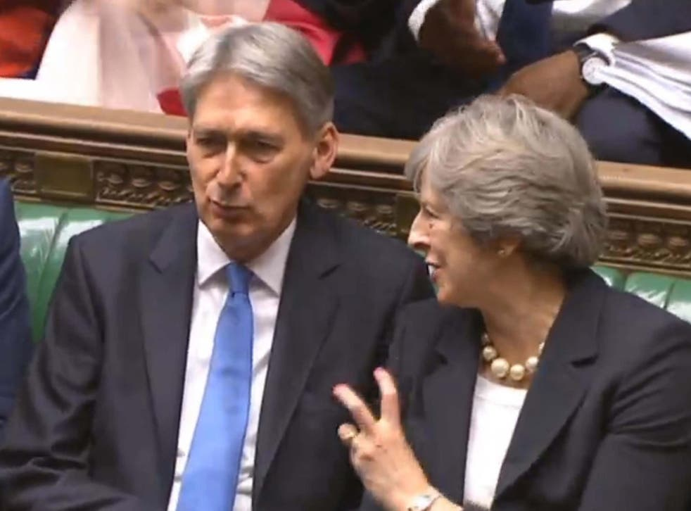 Philip Hammond said his Budget would revive the 'home-owning dream in Britain'
