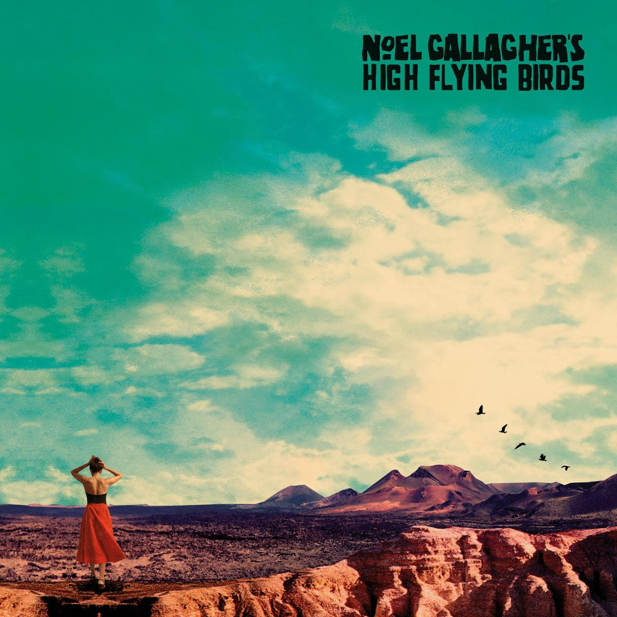 Album reviews: Noel Gallagher's High Flying Birds, Bjork, and more