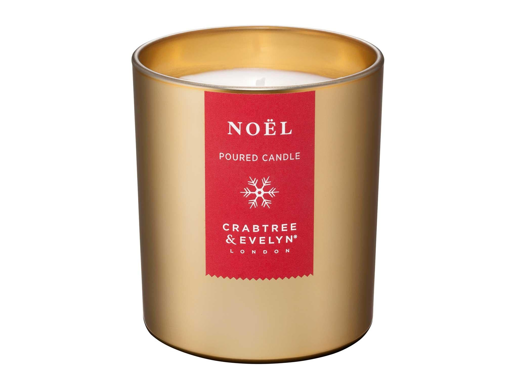 10 Best Christmas Scented Candles The Independent
