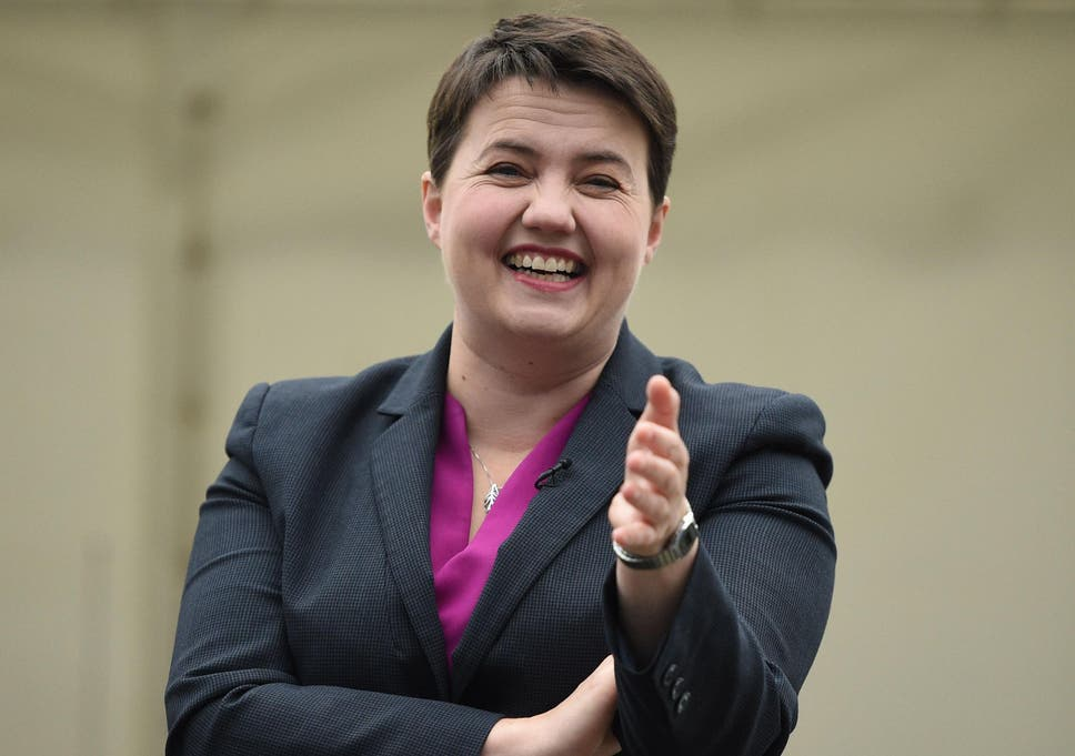Image result for ruth davidson