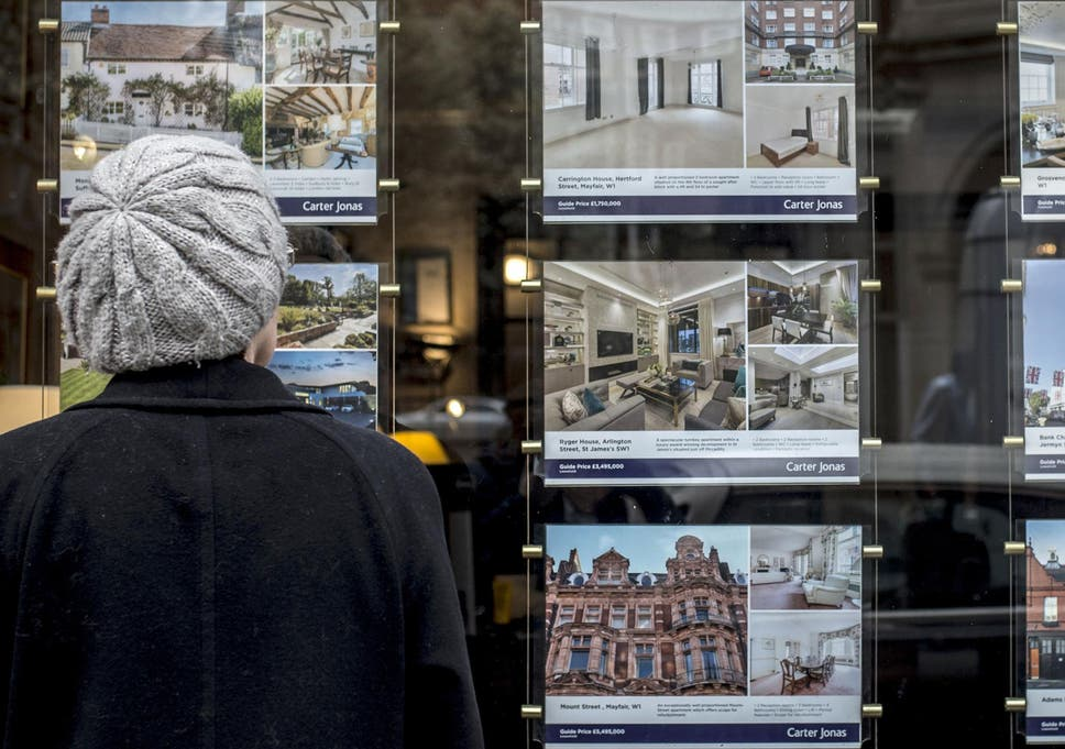 House Prices In November Were Up 5.1 Per Cent On The Same Month The  Previous Year