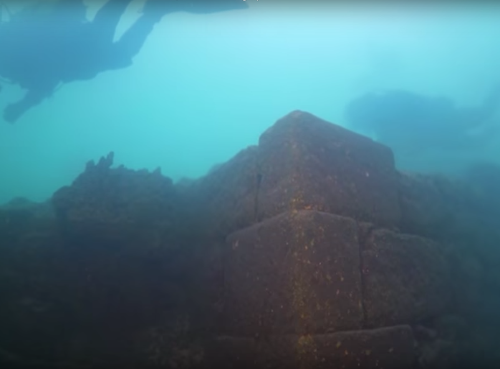 An Iron Age fortress has remained hidden in Turkey's Lake Van for centuries