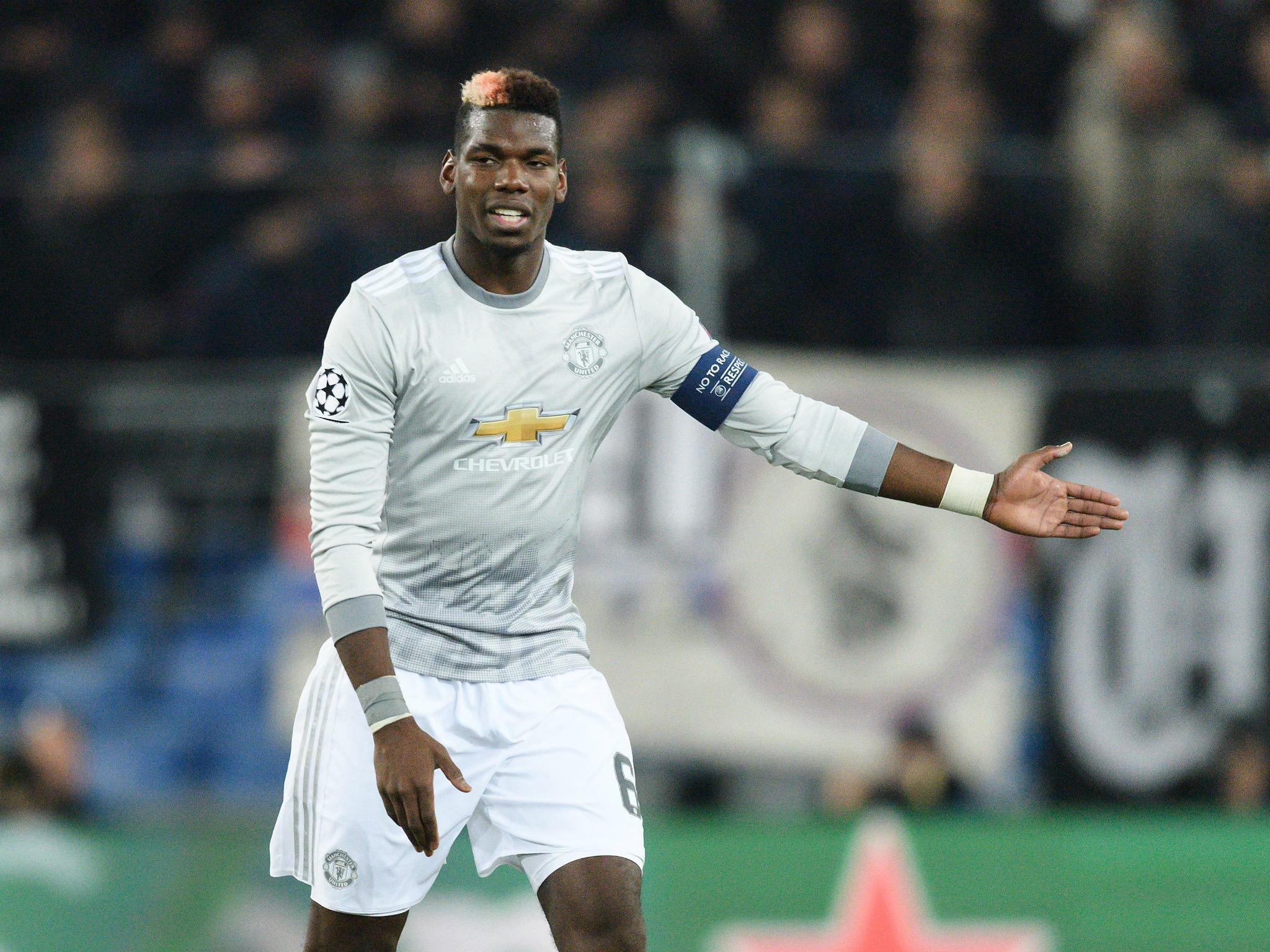 Paul Pogba's up-and-down display symbolises Manchester United's lack of cohesion, purpose and direction