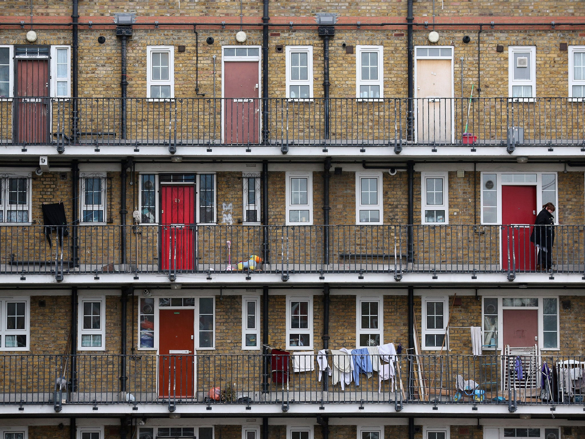 London the only British city where renting a flat is cheaper than buying, research finds