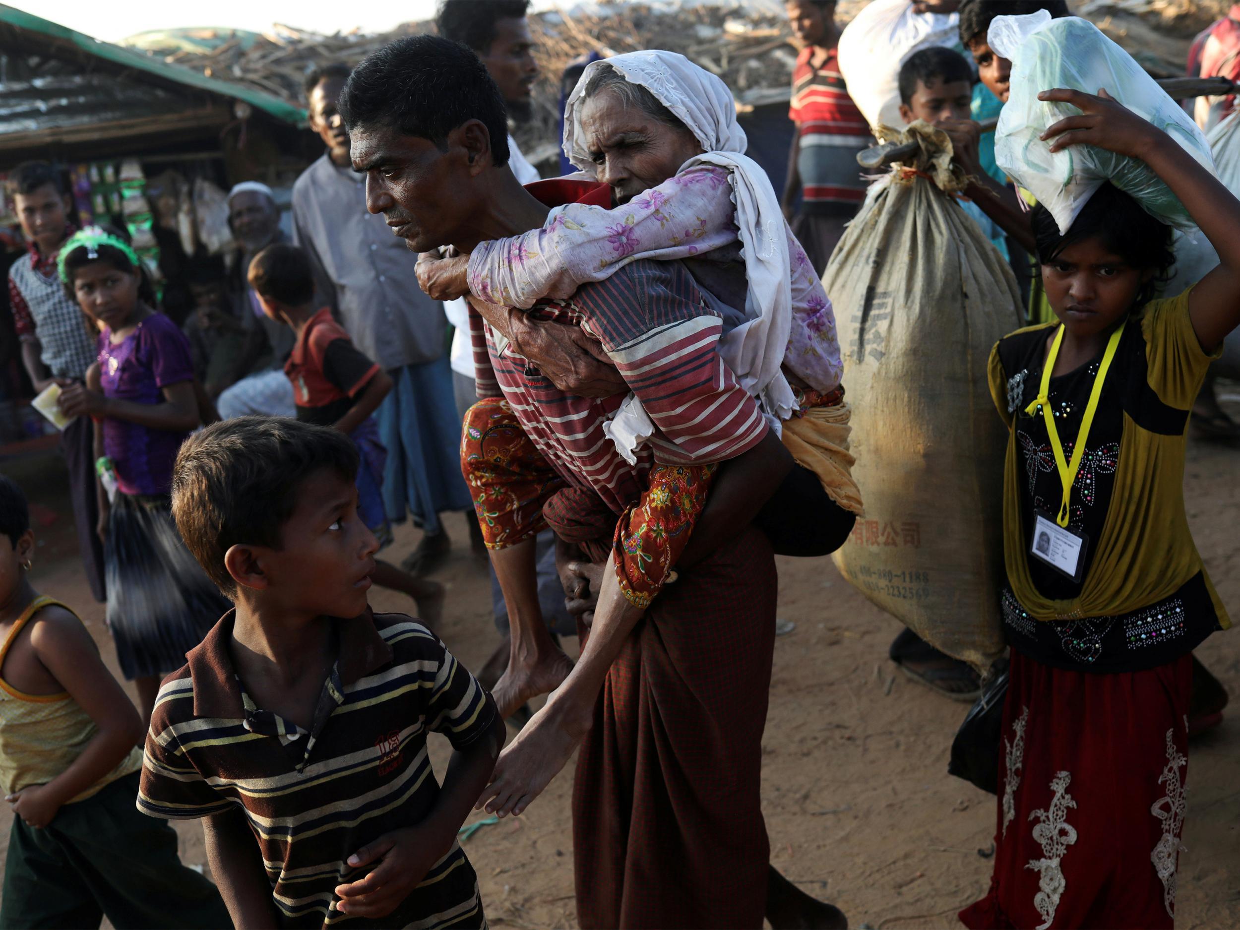 Burma and Bangladesh agree deal to repatriate Rohingya Muslims
